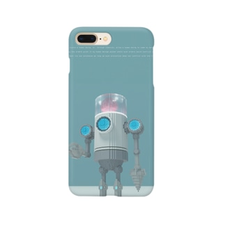 VoxelArt-ROBOT- Smartphone cases