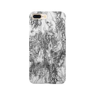 ゆうれいちゃん Smartphone cases