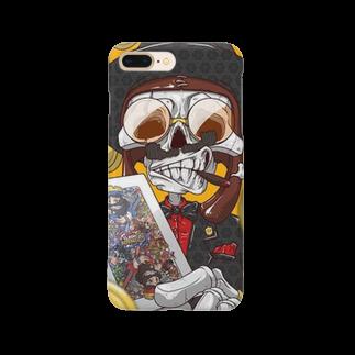 sakamotosoutaの骨 Smartphone cases