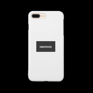 EMBARRASSMENT.のEMBARRASSMENT Smartphone cases
