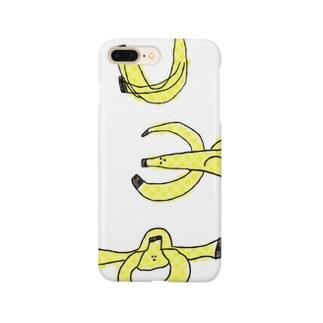 ばななさぼてんたいそう Smartphone cases