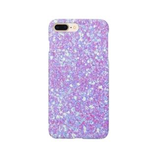 🌿のきらりーん Smartphone cases