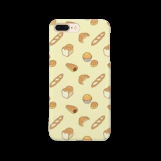 Kanzarkobo 🍫🍌カンツァーのbread bread ブレッドブレッド Smartphone cases