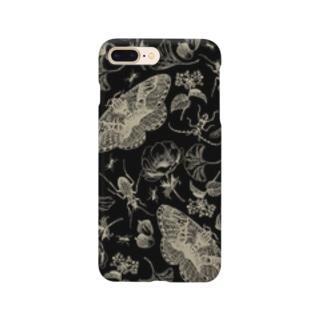 イボタガスマホ03 Smartphone cases