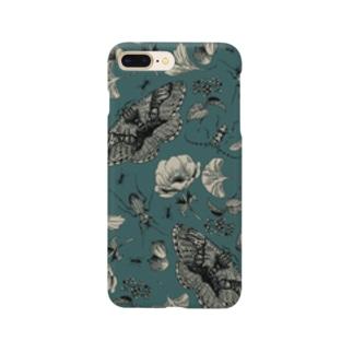 イボタガスマホ06 Smartphone cases