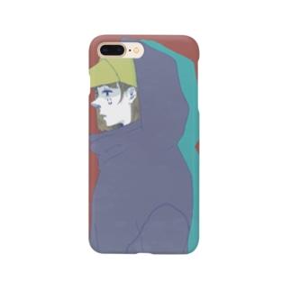 前を向け Smartphone cases