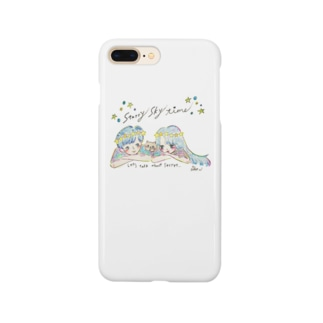 星空couple Smartphone cases