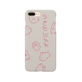 うさたにえん Smartphone cases