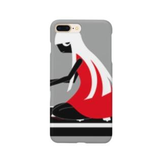 SNSちゃん Smartphone cases