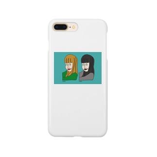 GIRL1 Smartphone cases