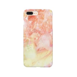 ゆめかわ海鮮丼 Smartphone cases