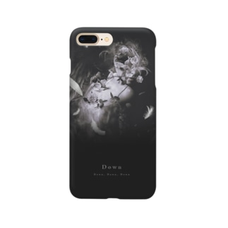 """""""Down"""" #01 iPhone case Smartphone cases"""