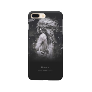 """""""Down"""" #02 iPhone case Smartphone cases"""