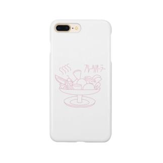 プリンアラモード Smartphone cases