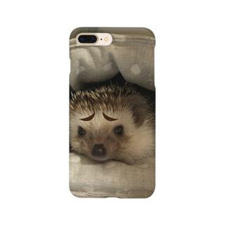 まゆげちゃん Smartphone cases