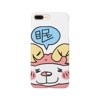 ひなたのアトリエ 眠 Smartphone cases