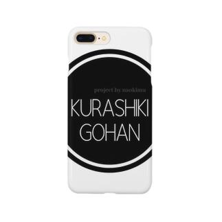 KURASHIKI  GOHAN Smartphone cases