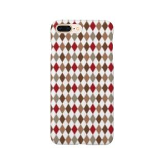 菱形 Smartphone cases
