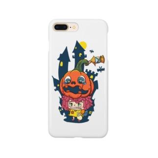 ハロウィン×ハロウィン Smartphone cases