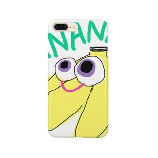 I'm BANANA!!!!! Smartphone cases
