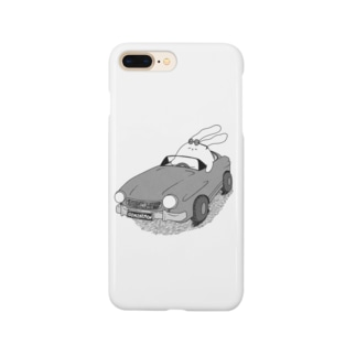 イケうさぎさん Smartphone cases