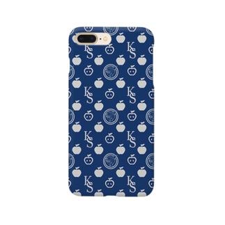 カモメモノグラムスマートフォンケース  Smartphone cases