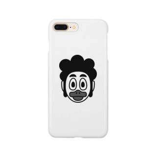 アヒル口 Smartphone cases