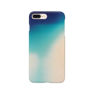 あお。 Smartphone cases