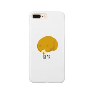 ぼくはクマ。 スマートフォンケース