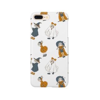 ハロウィーン Smartphone cases