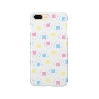 おにぎりドット Smartphone cases