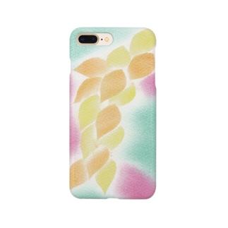 インスピレーションNo.35 Smartphone cases