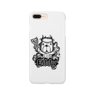 エディ ドッグ Smartphone cases