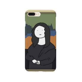 もな・りざ Smartphone cases
