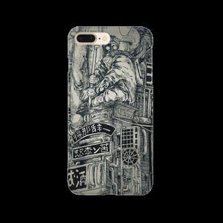 ジロウのスマホケース Smartphone cases