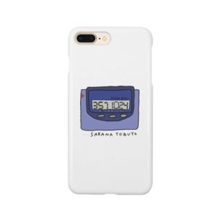 さかなとぶよ Smartphone cases