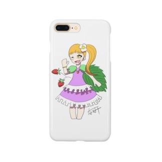 ワイルドストロベリー姉 Smartphone cases