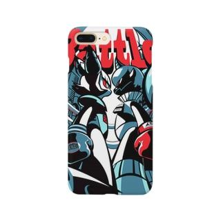 BATTLE! Smartphone cases