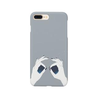 見たいものだけ Smartphone cases