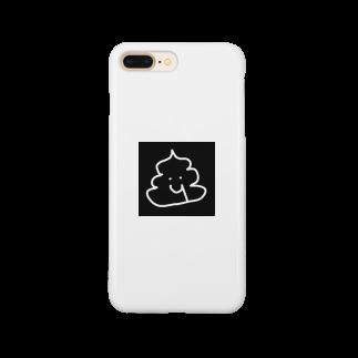 新海レの血便くん Smartphone cases