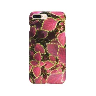 🍁葉っぱ🍁 Smartphone cases