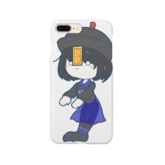 マホヌキョンシー Smartphone cases