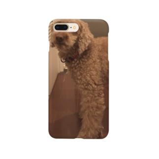 キモイ犬 Smartphone cases