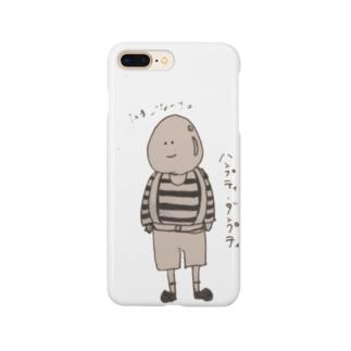 たまごなのさ Smartphone cases
