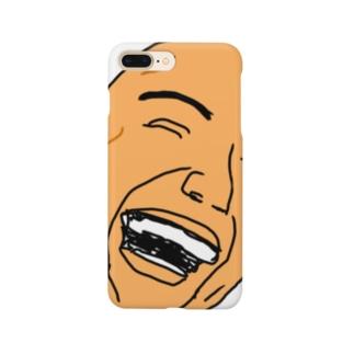 じゃがぽてくんグッズ Smartphone cases