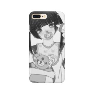 オギャリスト Smartphone cases