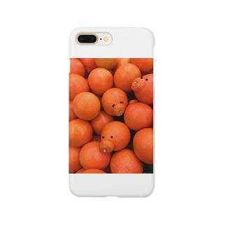 みかんの精 Smartphone cases