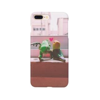 許されぬ恋 Smartphone cases