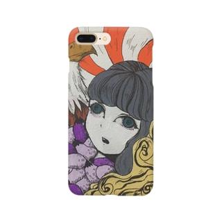 一富士二鷹三茄子 Smartphone cases