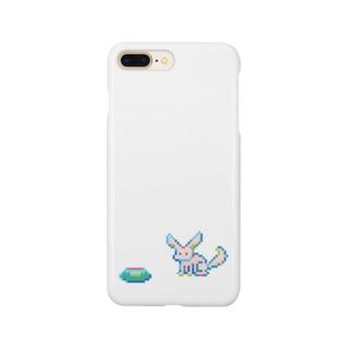 ドットフェネックちゃん Smartphone cases